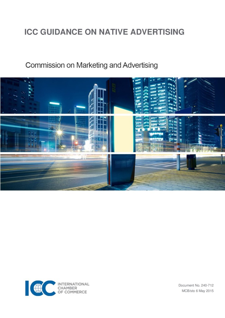 thumbnail of ICC-Guidance-on-Native-Advertising
